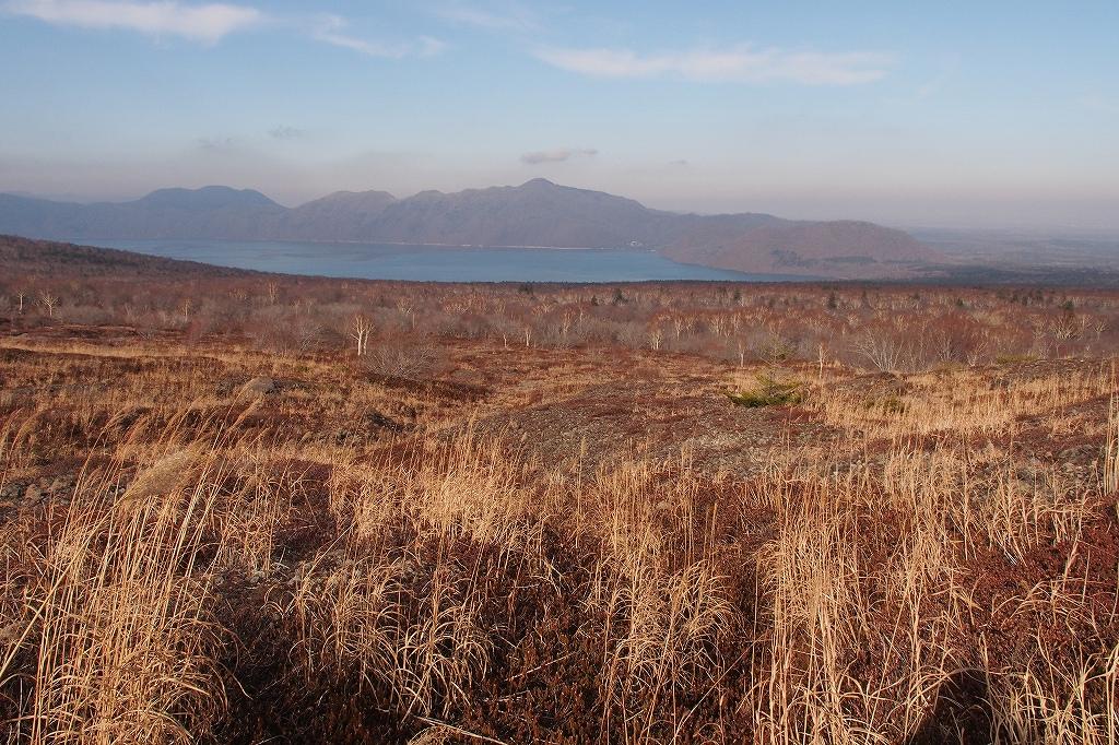 風不死岳と樽前山、11月11日-風不死岳編-_f0138096_210690.jpg