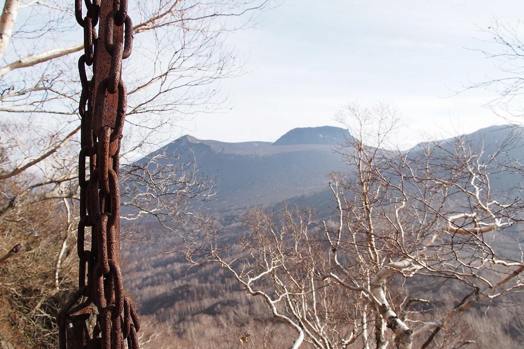 風不死岳と樽前山、11月11日-風不死岳編-_f0138096_21115335.jpg