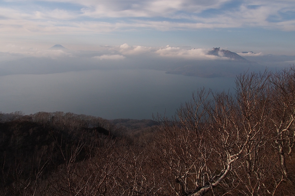 風不死岳と樽前山、11月11日-風不死岳編-_f0138096_21122631.jpg