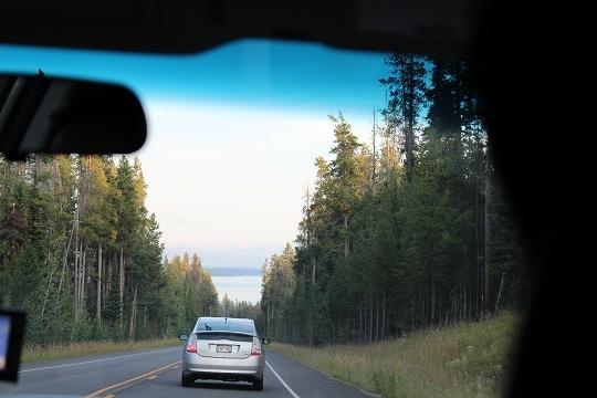 家族旅行2014年08月-北米-イエローストーン・グランドティトン-第五日目-ジャクソンレイクの夕暮れとロッジ_c0153302_15211348.jpg