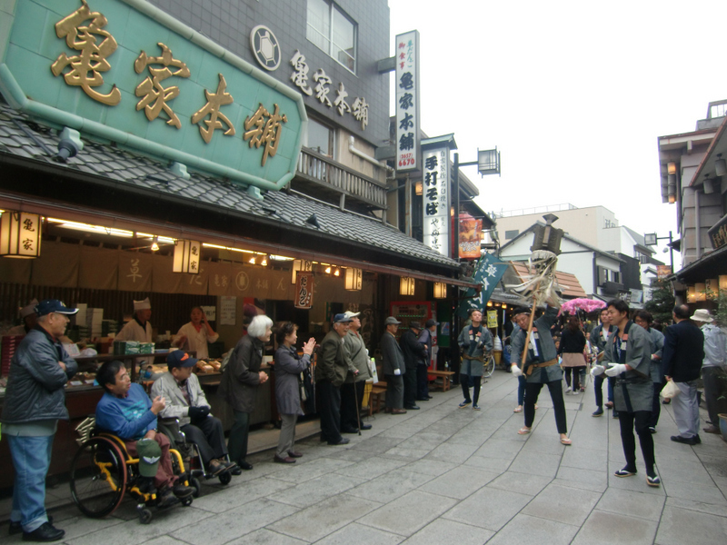 11月12日(水) 柴又お会式_d0278912_22472540.jpg