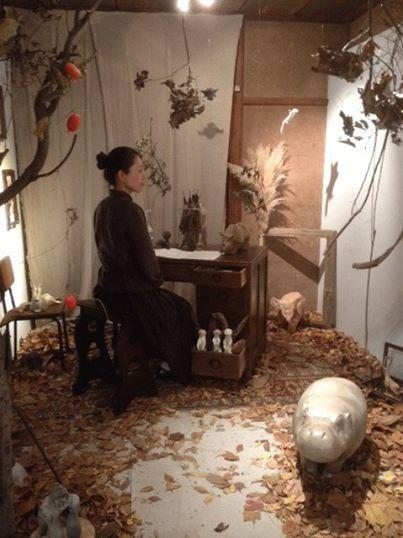 柵瀬 茉莉子さん・松本 良太さん二人展~微睡の森へようこそ~  終了いたしました/ぎゃらりーマドベ_a0251920_7464777.jpg