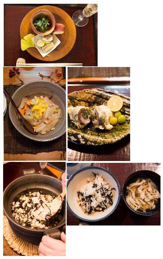 器美味会 秋色お昼ご飯のおよばれ_b0098139_19240858.jpg