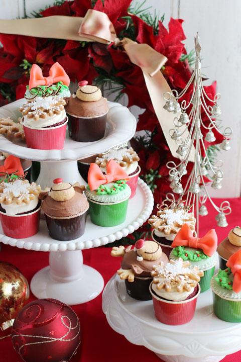 2014 クリスマスのカップケーキ3種_f0149855_5532741.jpg
