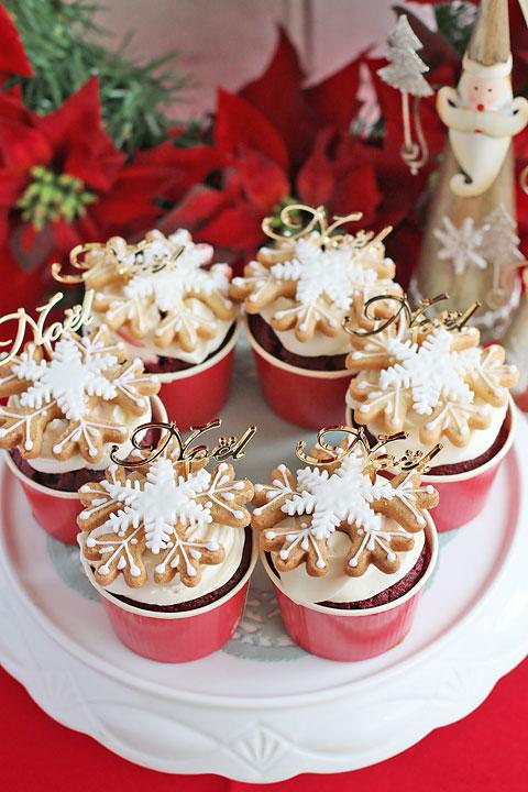 2014 クリスマスのカップケーキ3種_f0149855_5535877.jpg