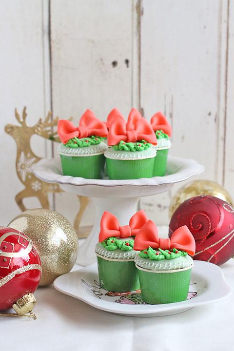 2014 クリスマスのカップケーキ3種_f0149855_5541111.jpg