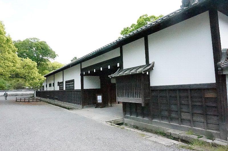 京都御苑の閑院宮邸跡_c0112559_855254.jpg