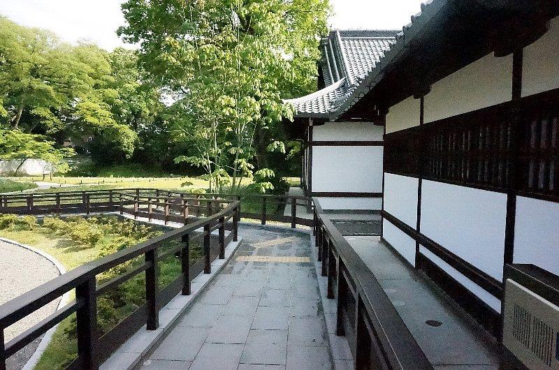 京都御苑の閑院宮邸跡_c0112559_8562247.jpg