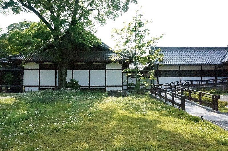 京都御苑の閑院宮邸跡_c0112559_856333.jpg