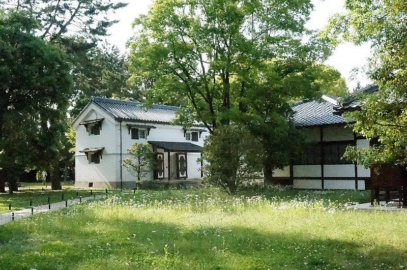 京都御苑の閑院宮邸跡_c0112559_8564451.jpg