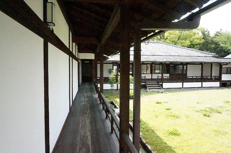 京都御苑の閑院宮邸跡_c0112559_8574552.jpg