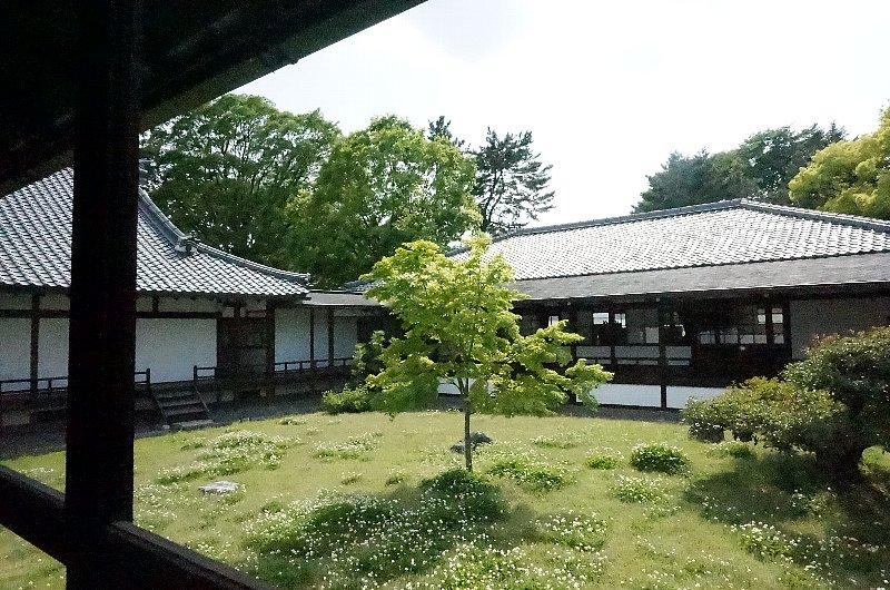 京都御苑の閑院宮邸跡_c0112559_857765.jpg