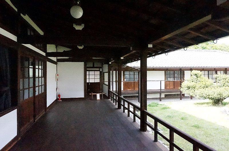 京都御苑の閑院宮邸跡_c0112559_8582669.jpg