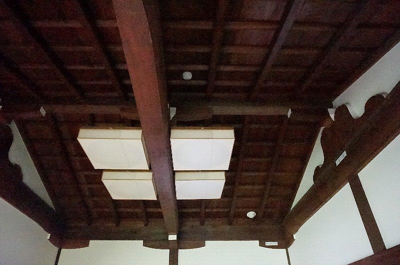 京都御苑の閑院宮邸跡_c0112559_8585058.jpg