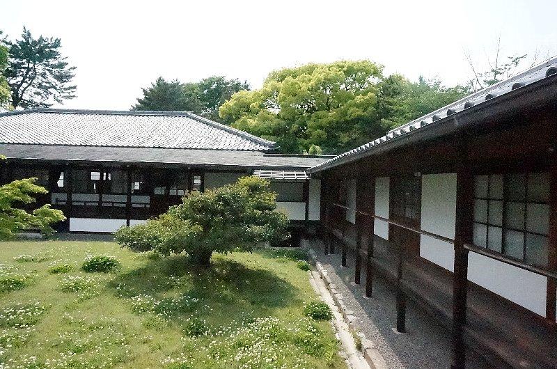 京都御苑の閑院宮邸跡_c0112559_858567.jpg
