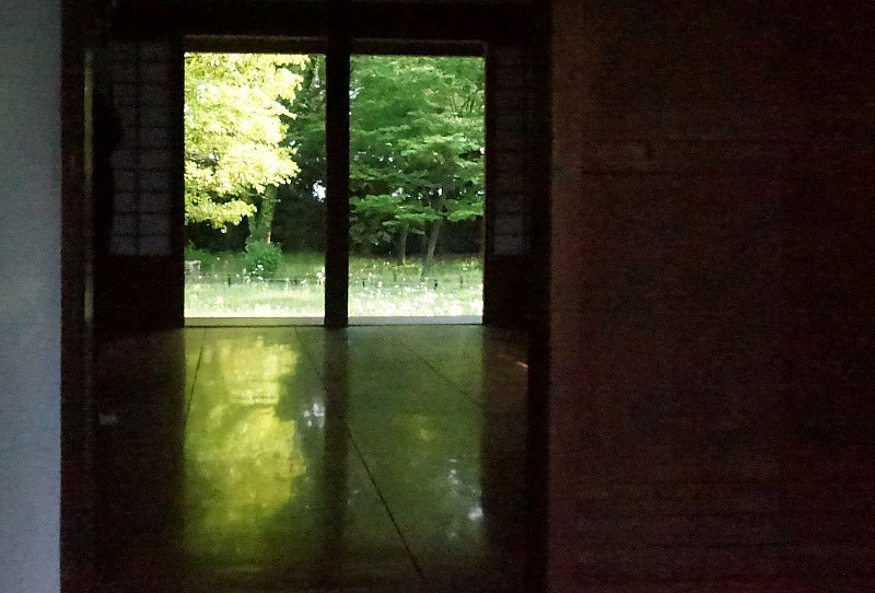 京都御苑の閑院宮邸跡_c0112559_903988.jpg