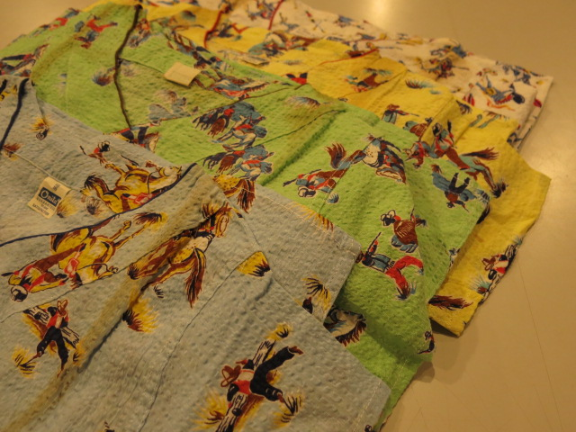 "\""50\'s Cowboy Pajamas for Boys\""ってこんなこと。_c0140560_9224165.jpg"