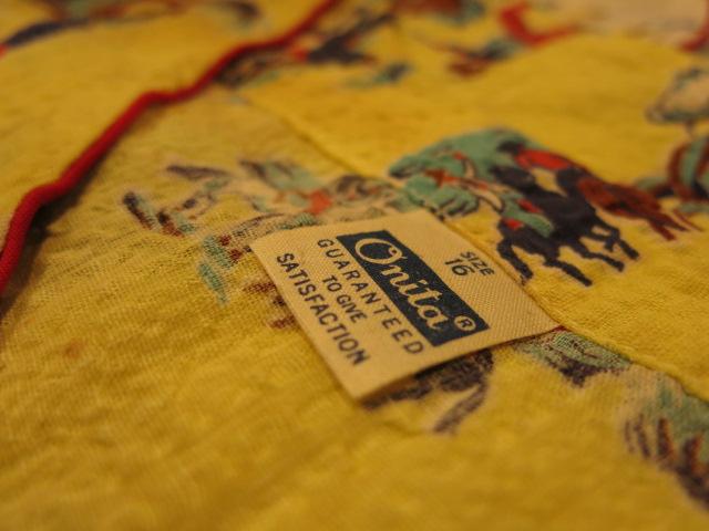 "\""50\'s Cowboy Pajamas for Boys\""ってこんなこと。_c0140560_9235747.jpg"