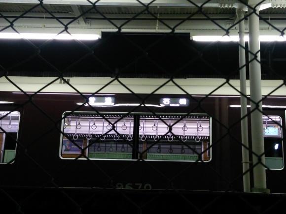 阪急箕面駅にて_d0202264_20404103.jpg