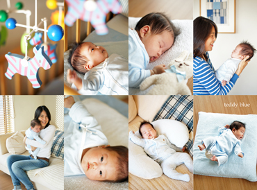 3months old baby  3か月になりました_e0253364_22444348.jpg