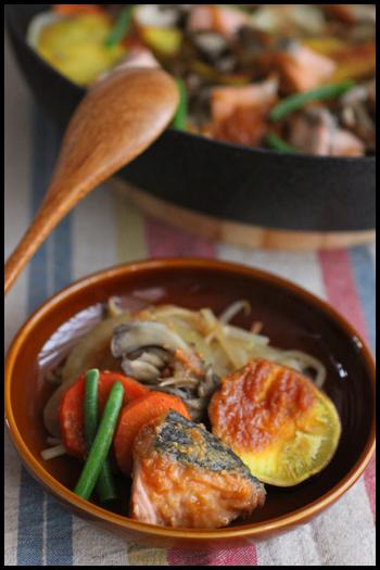 鮭 の ちゃんちゃん 焼き 簡単