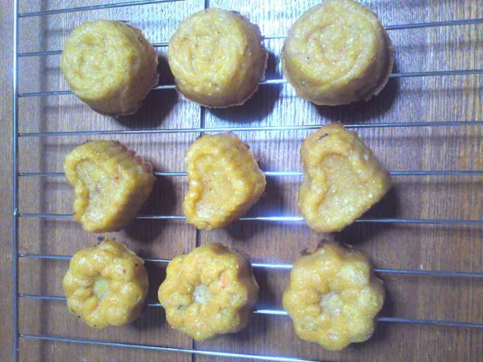 キッチン酵母でガトーショコラなど_b0057979_16595784.jpg