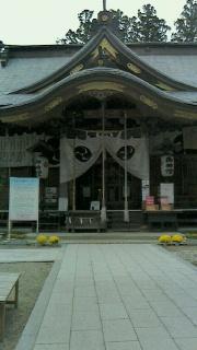 寒河江八幡宮_f0168392_10503750.jpg