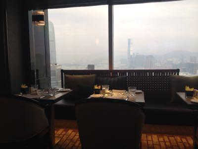 14年10月香港  13★コンラッド香港のラウンジで朝食_d0285416_2242275.jpg