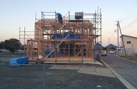 つくば市のOMの家が上棟しました。_a0059217_19915.jpg