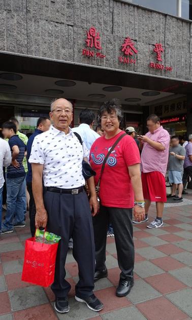 台北はじめてだったらやっぱりここ♪「鼎泰豐(ティンタイフォン)本店」その10_b0051666_7252794.jpg
