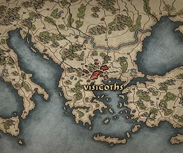 西哥德人(Visigoths)_e0040579_21252710.jpg
