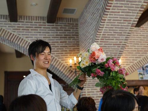 ROSE FARM KEIJI  國枝健一さんをお迎えしてのトークとデモンストレーション_f0127281_12203595.jpg