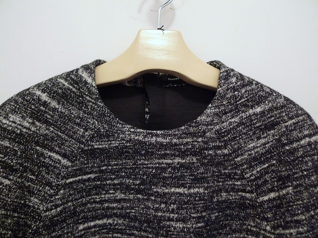 PROENZA SCHOULER BONDED WOOL BLOUSE WITH LEATHER POCKET_f0111683_12532990.jpg