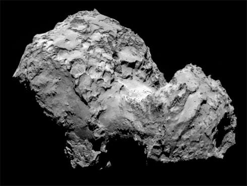 ーーチュリュモフ・ゲラシメンコ彗星!に、着陸!の、快挙!--_d0060693_18422166.jpg