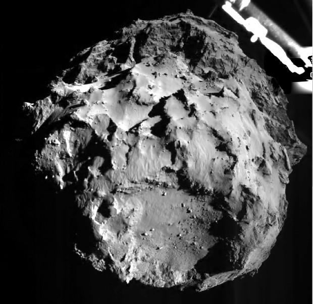 ーーチュリュモフ・ゲラシメンコ彗星!に、着陸!の、快挙!--_d0060693_18472391.jpg