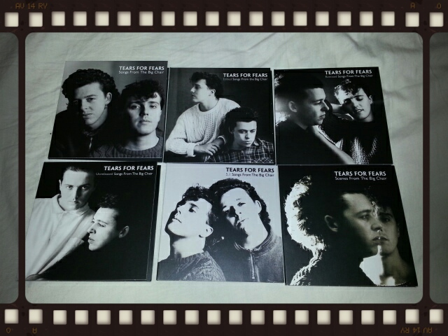 TEARS FOR FEARS / SONGS FROM THE BIG CHAIR 30th ANNIVERSARY EDITION_b0042308_1543282.jpg