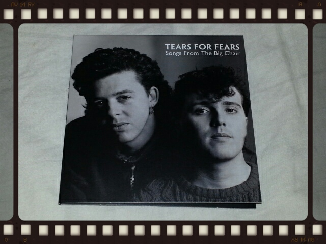 TEARS FOR FEARS / SONGS FROM THE BIG CHAIR 30th ANNIVERSARY EDITION_b0042308_15433456.jpg