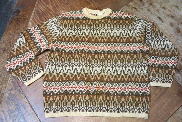 11/15(金)入荷!スイス製 ALL WOOL セーター!_c0144020_16155752.jpg