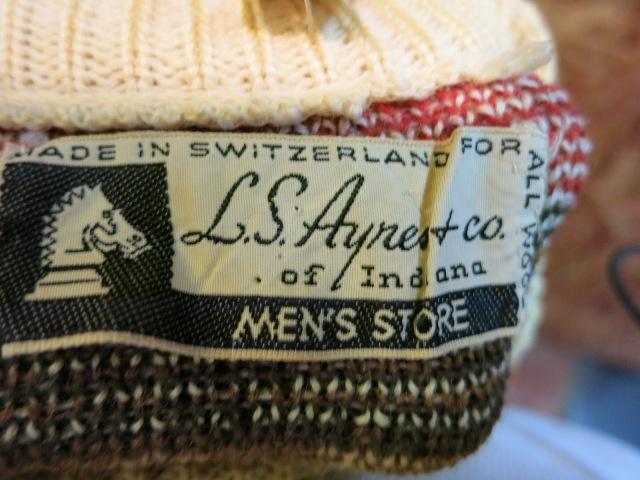 11/15(金)入荷!スイス製 ALL WOOL セーター!_c0144020_16155828.jpg