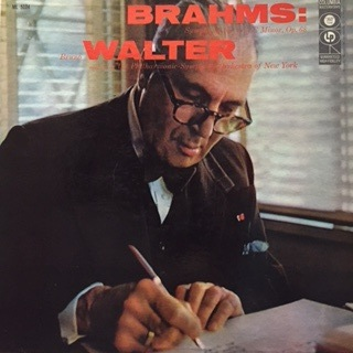 Bruno Walter + Columbia Symphony Orchestra / Brahms Symphony No.1,C Minor_d0102724_17125810.jpg