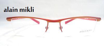 alain mikli-アランミクリ-のフレームをご紹介致します♪  by 塩山店_f0076925_14595127.jpg