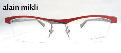 alain mikli-アランミクリ-のフレームをご紹介致します♪  by 塩山店_f0076925_1521568.jpg