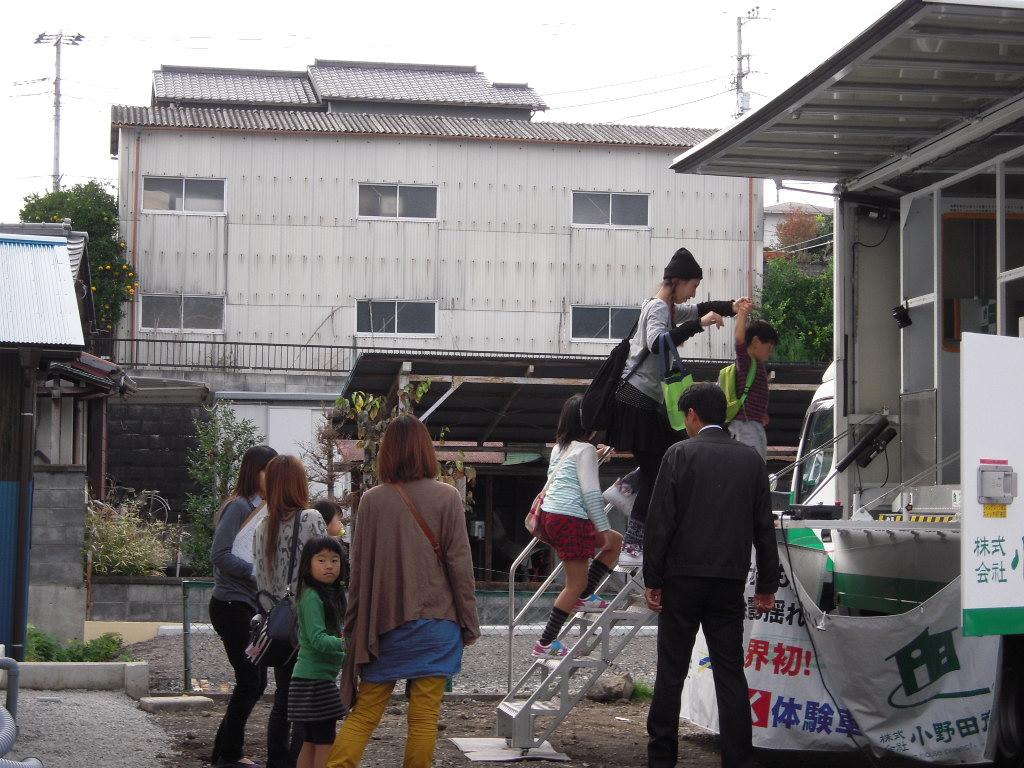 第一弾「エアー断震の家」完成見学会_f0129627_15325716.jpg
