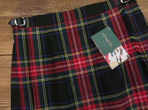 オニールオブダブリン80cmのキルトスカートです。_c0227633_12355852.jpg