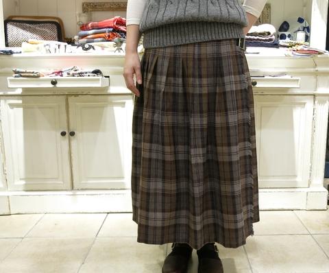 オニールオブダブリン80cmのキルトスカートです。_c0227633_12375118.jpg