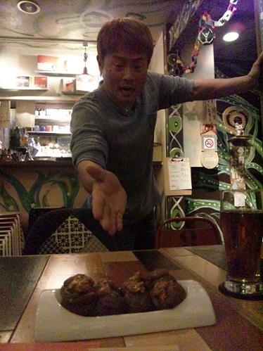 blog;東京自由が丘、デ・ラ・ルスのJINさんに会えるお店へ_a0103940_18271973.jpg