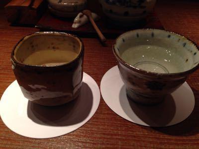天ぷら元吉さんにて_b0132442_0352755.jpg