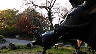倶利伽羅県定公園周辺紅葉情報_c0208355_16123045.jpg