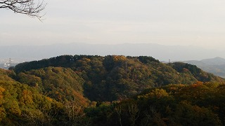 倶利伽羅県定公園周辺紅葉情報_c0208355_1613039.jpg