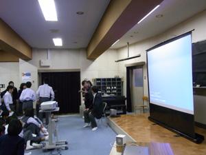 川崎市立中原中学1年生への歯科の授業_b0226176_18415518.jpg